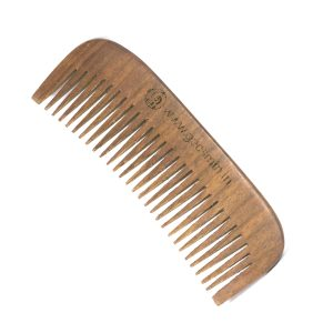 WOODEN UNTANGLE COMB