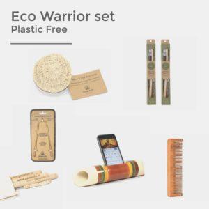Eco Warrior set – Plastic Free