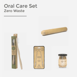 Oral Care Set – Zero Waste