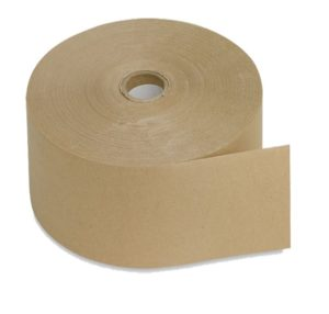 NON-REINFORCED WATER ACTIVATED PAPER TAPE