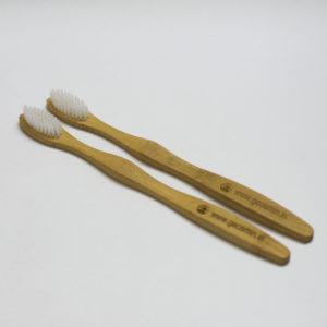 Geosmin Bamboo Toothbrush Pack of 2