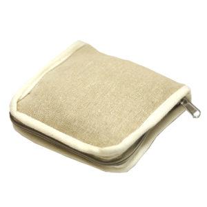 Foldable and Reusable Jute Cotton Shopping Bag