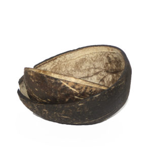All Purpose Ovel Coconut Shell Bowls